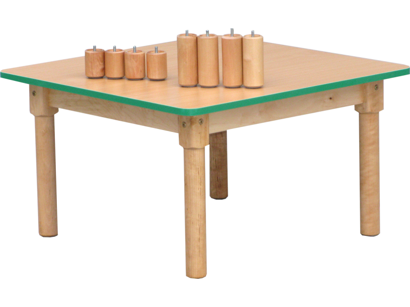 Stół kwadratowy 80x80cm